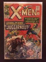 X-Men 1965 #12 Poor VG - 11-30-16