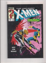 X-Men #201 REPRINT 2005 - a
