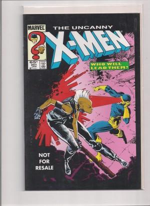 X-Men #201 REPRINT 2005 – a
