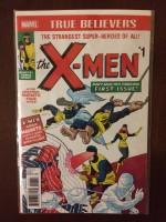 X-Men 2017 #1 RP True Believers - a