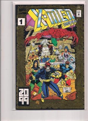 X-Men 2099 #1 GOLD