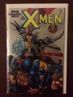X-Men Collectibles Chrome 1998 #1