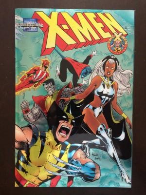 X-Men Collectibles Chrome 1998 #5 – a front
