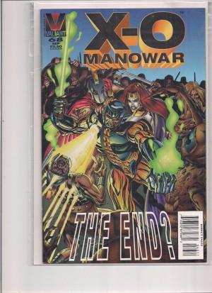 X-O Manowar #68 – 4-23-16