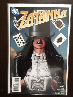 Zatanna 2010 #5 Variant – a