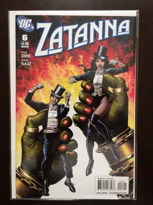 Zatanna 2010 #6 Variant – a