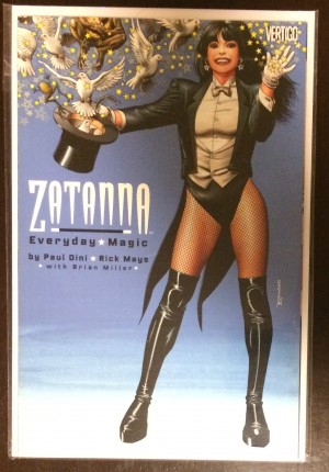 Zatanna Everyday Magic 2003 #1 – a