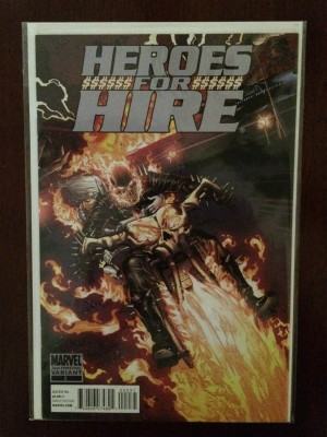 heroes for Hire #2 Ghost Rider Var – 4-1-17