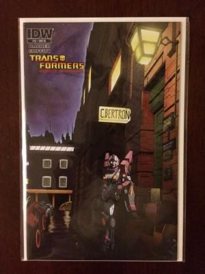 transformers #12 RI – a