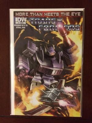 transformers #7 RI – a