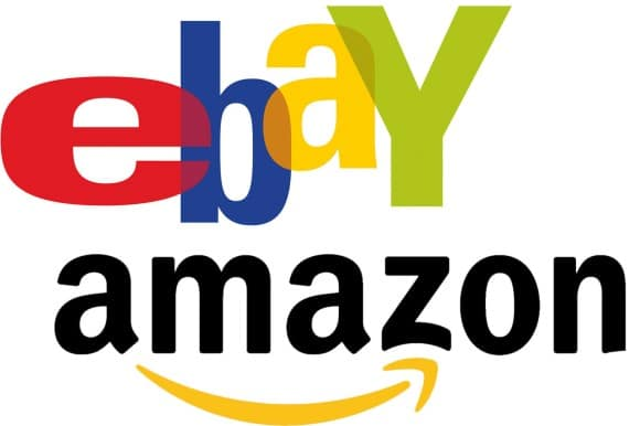 Custom eBay and Amazon Searches