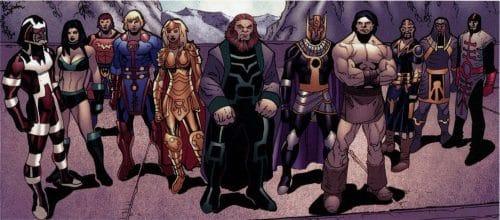 Marvel's Eternals!