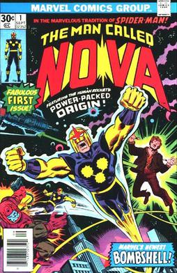 Nova Firsts Appearances